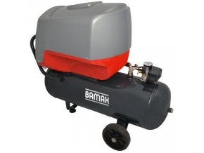 Bezolejový kompresor Bamax Genesi OLE180/50CAS