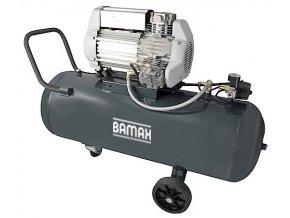 Bezolejový kompresor Bamax Prime OLE360/100C