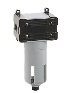 """BAMAX BXP 1/4"""" filtr - odlučovač oleje / kondenzátu"""