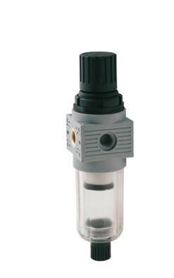"BAMAX MINI 1/4"" Regulátor tlaku s filtrem"