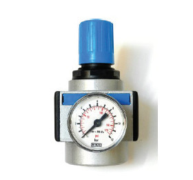 "BAMAX BX-S 1/4"" regulátor tlaku s manometrem"