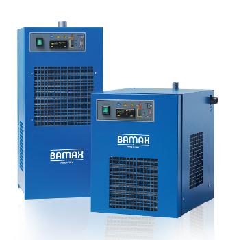 BAMAX AD9 Kondenzační sušička do 950 l/min.