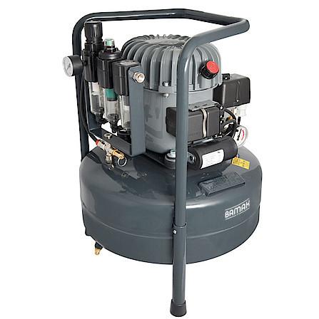Bamax Silent OLE50/24GF tichý olejový kompresor 40dB s filtrací