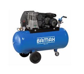 BAMAX BX29/50CT3 Pístový olejový kompresor 2,2kW