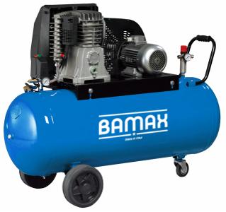 BAMAX BX59/200CT5,5 olejový pístový kompresor 4kW