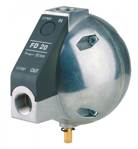 BAMAX FD20 Automatický odvaděč kondenzátu
