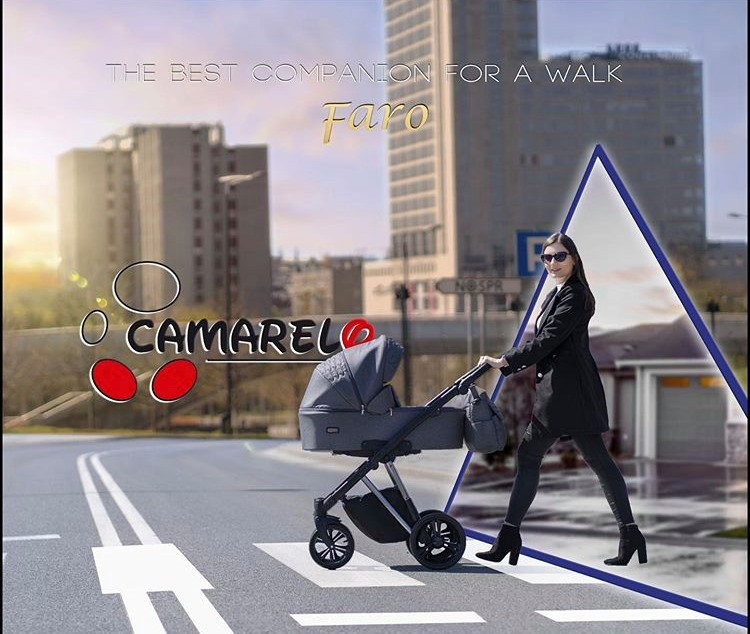 Novinka Camarelo Faro 2020
