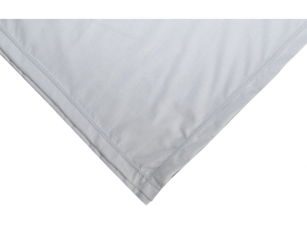 detska deka emitex letni bavlna 80 100 cm seda