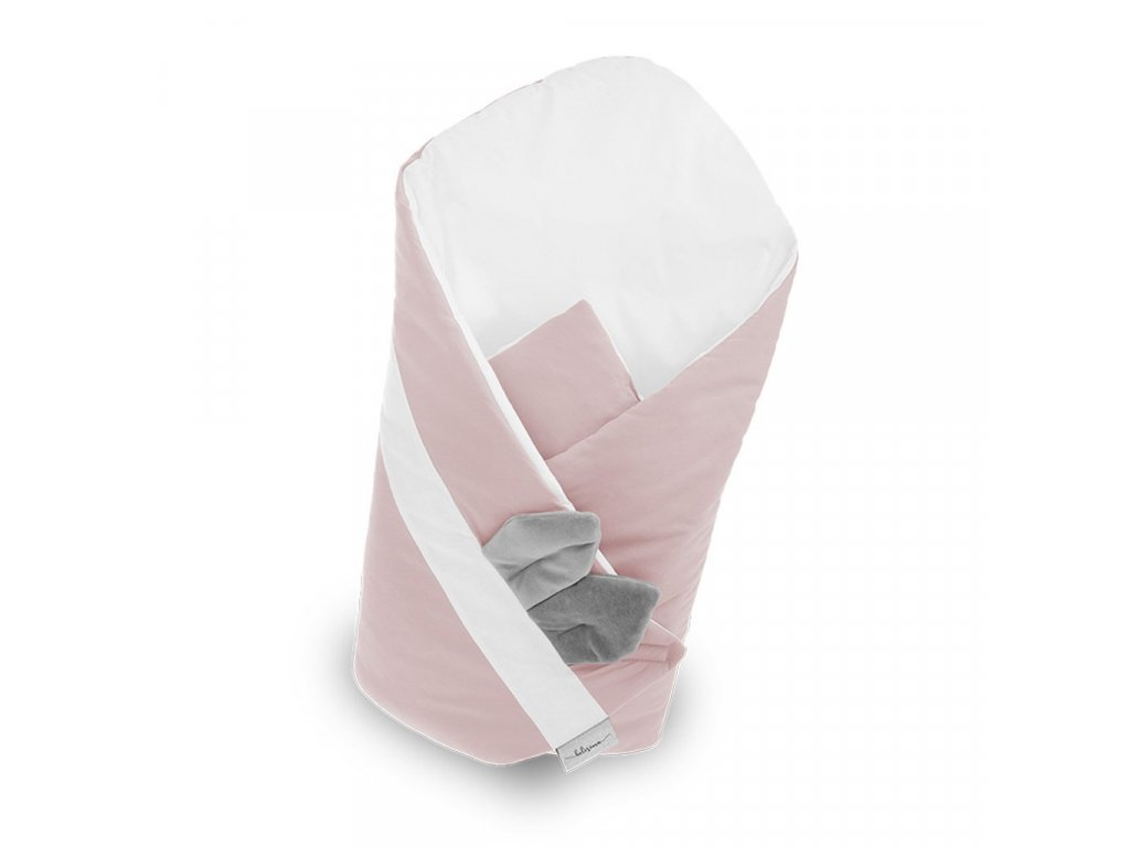 Zavinovačka s výztuží Belisima Mouse růžová