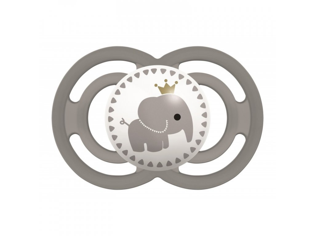 detske siditko mam perfect silikon 6 mesicu slon