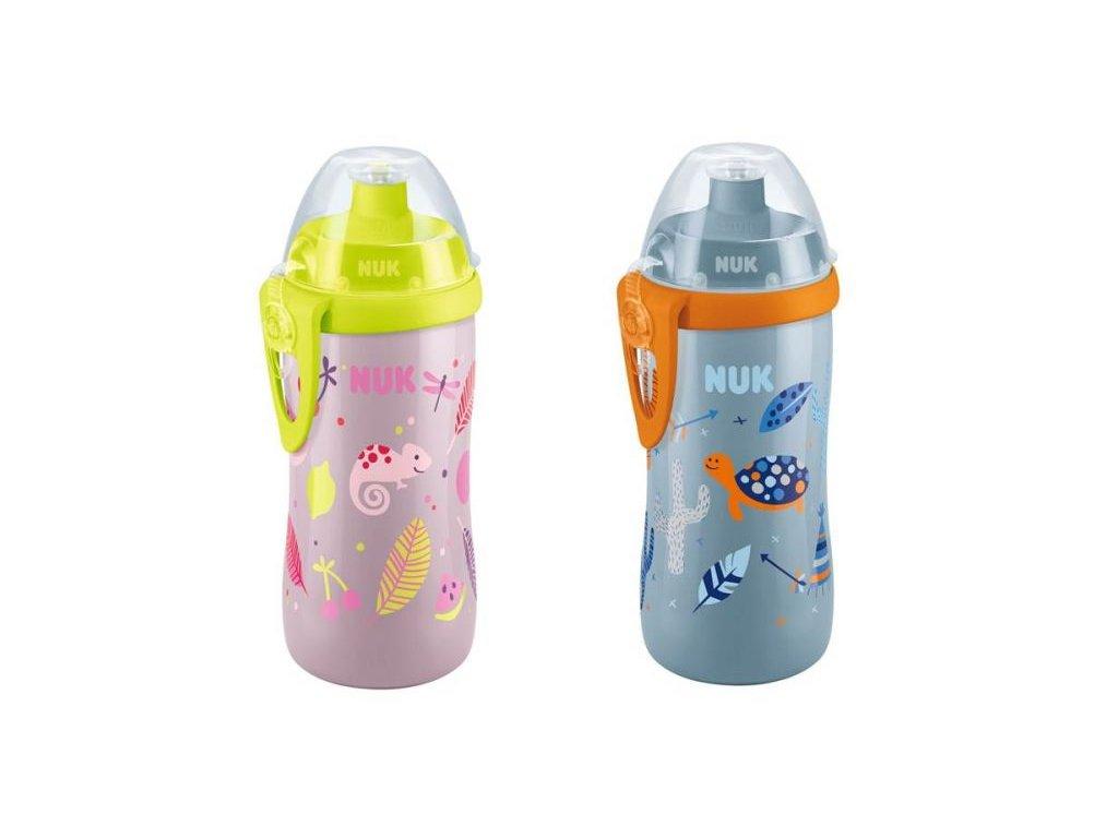 detska lahev nuk fc junior cup + 3 roky 300 ml