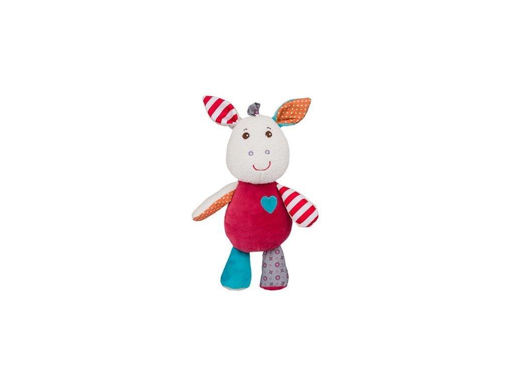 detska plysova hracka babyono frankie