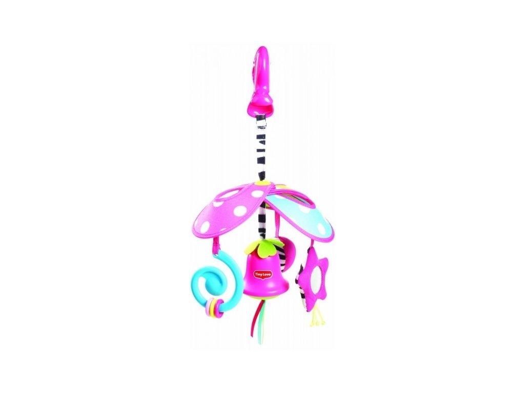 Dětská hračka na kočárek Tiny Love Mini Kolotoč