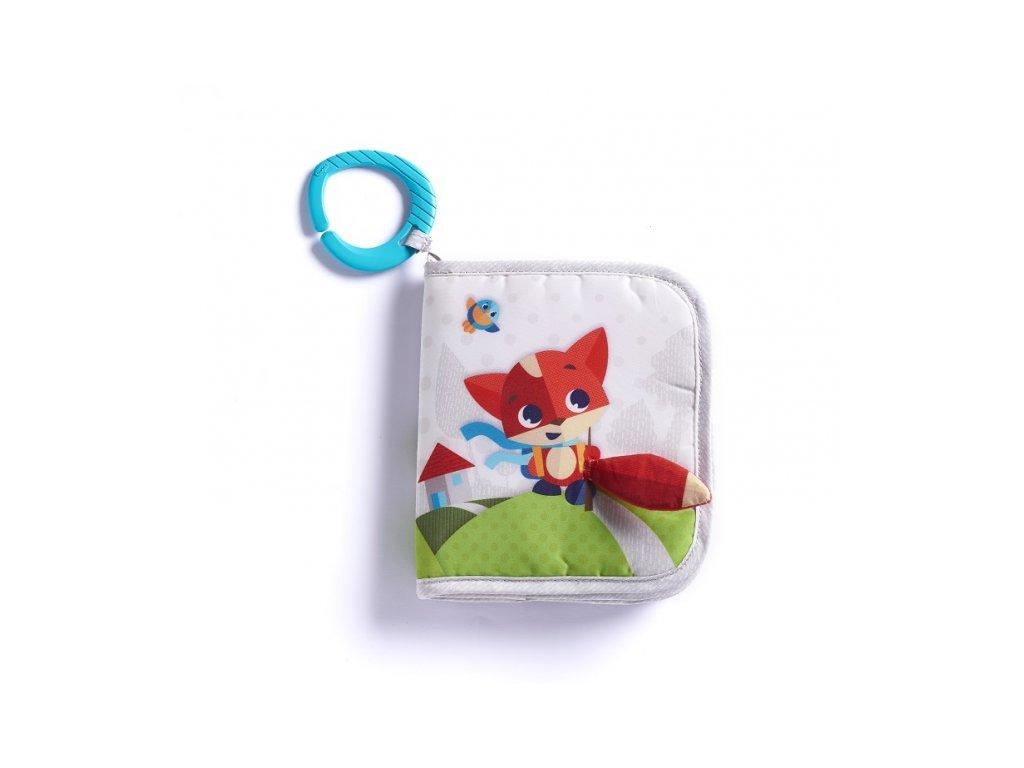 detska hracka na kocarek tiny love knizka meadow days