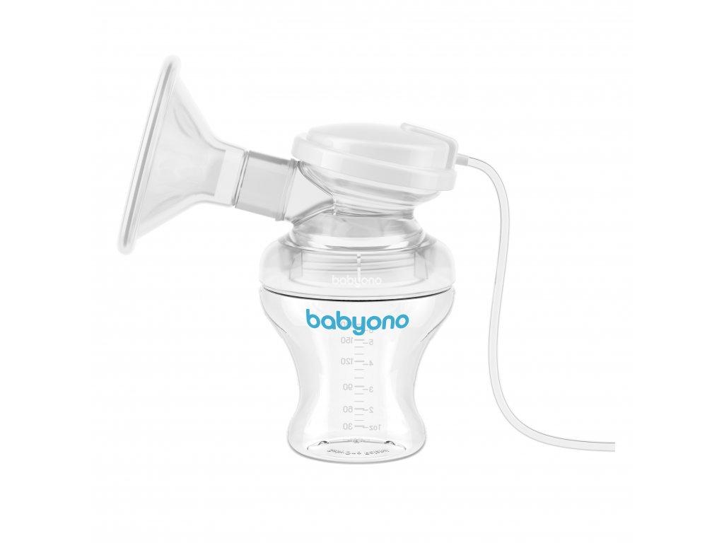 prsni odsavacka materskeho mleka babyono natural nursing elektricka