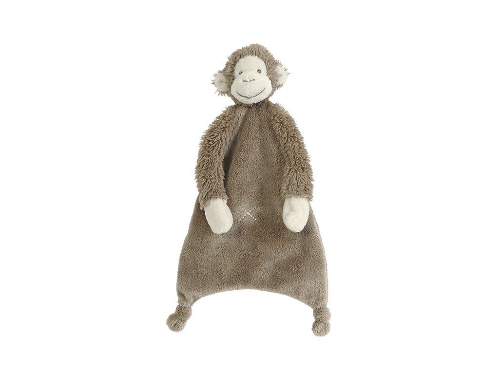 Dětská hračka Happy Horse přítulka opička Mickey velikost: 28 cm