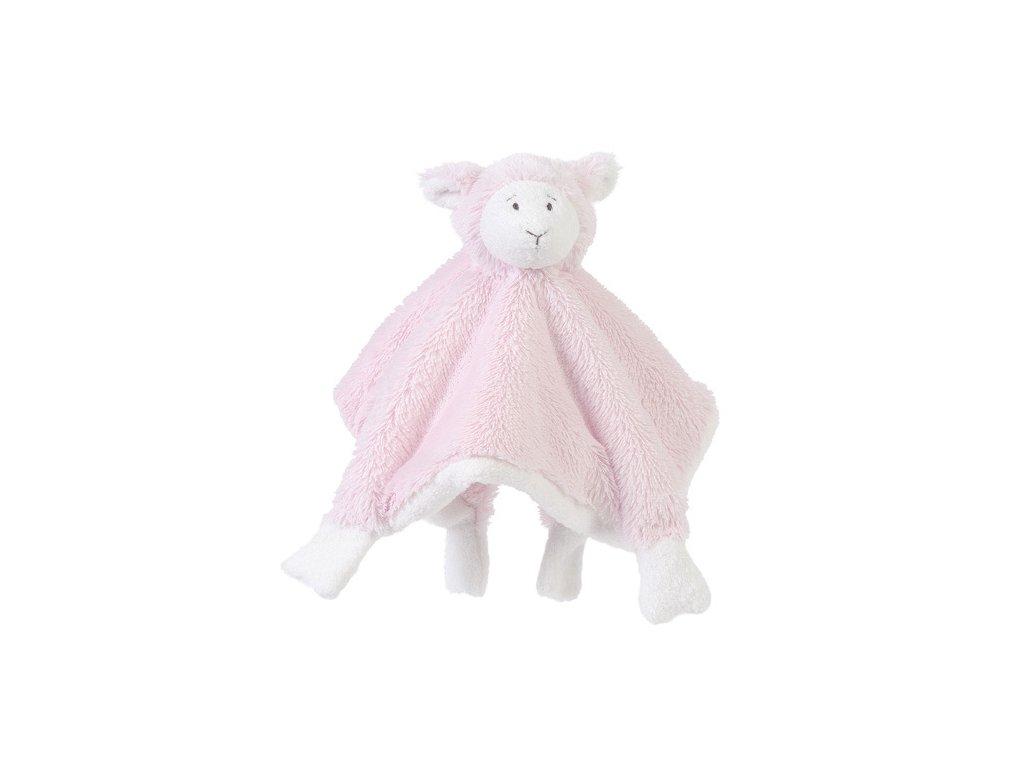 Dětská hračka Happy Horse přítulka ovečka Velikost: 24 cm