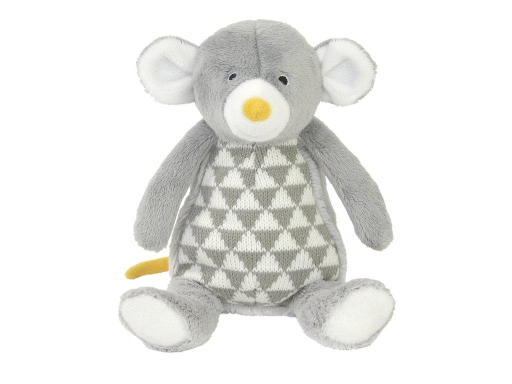 Dětská plyšová hračka Happy Horse myška Maiko velikost: 25 cm