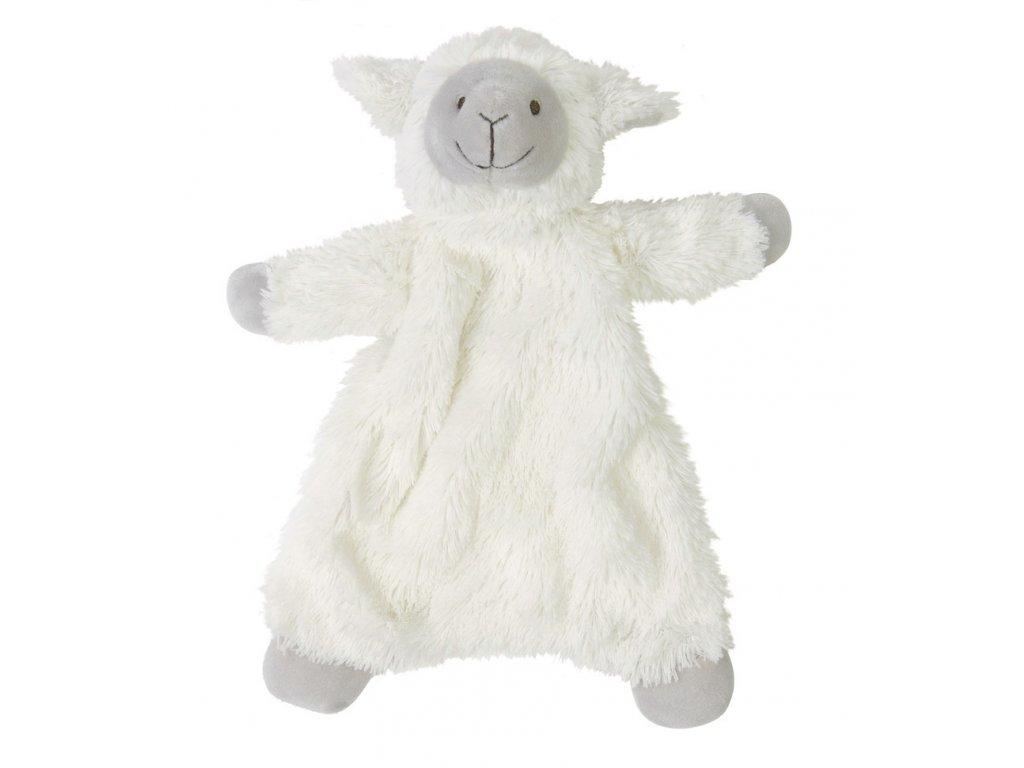Dětská hračka Happy Horse ovečka Louis přítulka Velikost: 22 cm