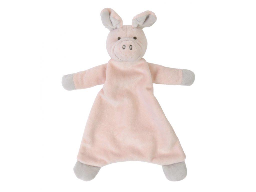 Dětská hračka Happy Horse prasátko Percy přítulka Velikost: 22 cm
