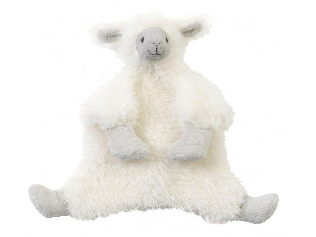 Dětská hračka Happy Horse přítulka Lama Lily velikost: 24 cm