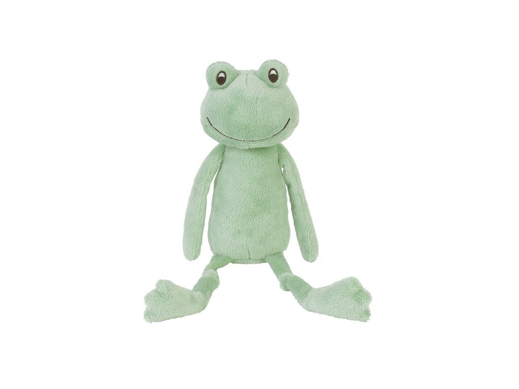 Dětská hračka Happy Horse žabka Flavio n.2 Velikost: 34 cm