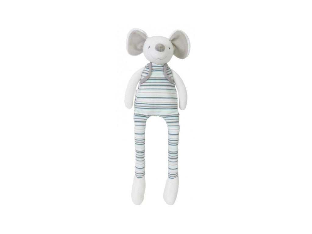 Dětská plyšová hračka Happy Horse Mouse Melody 40 cm