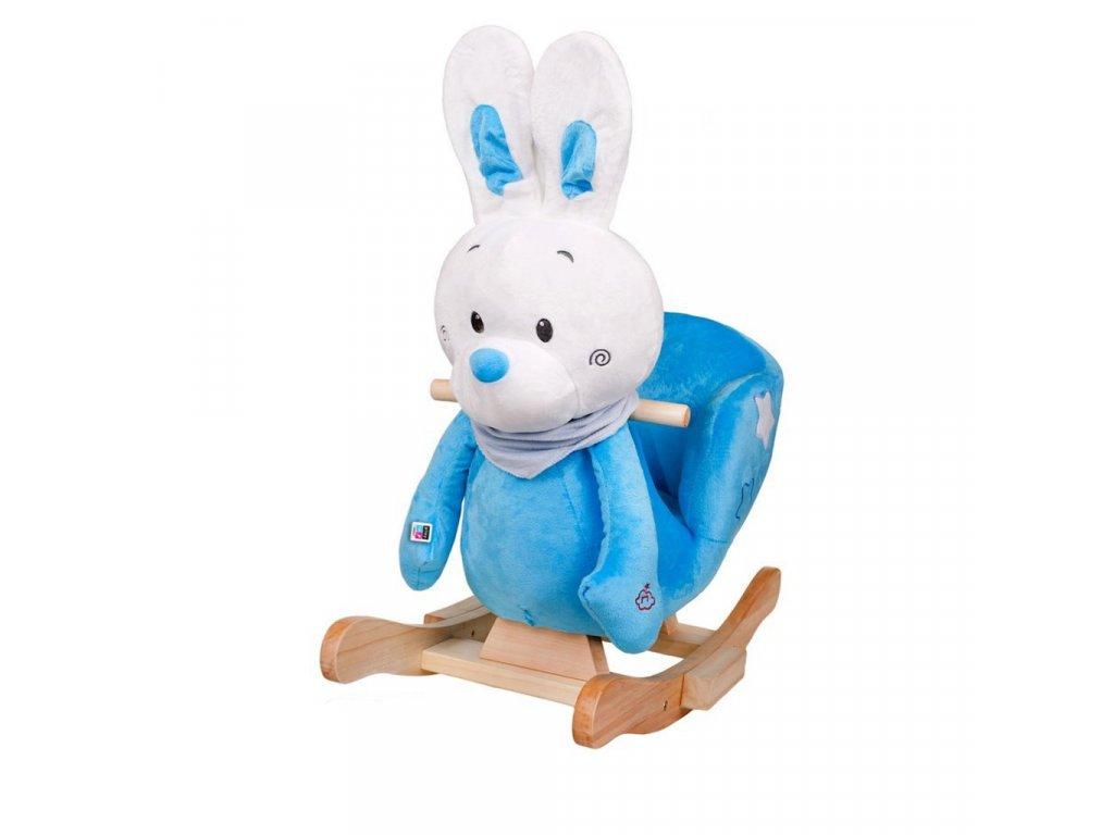 Dětská houpací hračka s melodií PlayTo králíček
