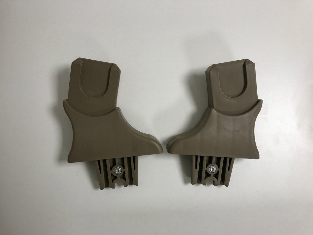 adaptery pro autosedacku maxi cosi cybex besafe izi go 0 13 kg ke kocarkum camarelo hnede