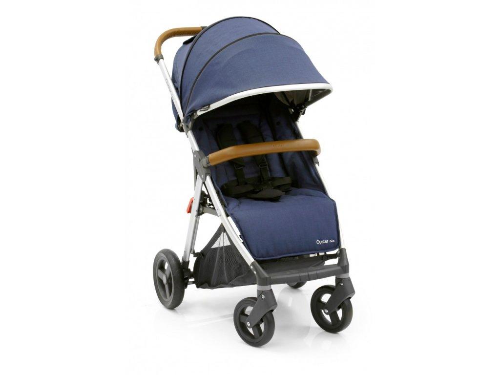sportovni detsky kocarek babystyle oyster zero oxford blue