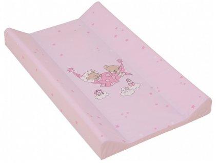 detska prebalovaci podlozka mekka scarlett ruzova 70 x 50 cm