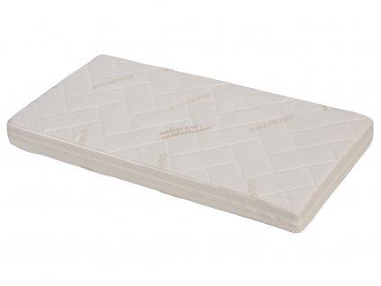 detska matrace do postylky scarlett fibra 71 120 x 60 cm