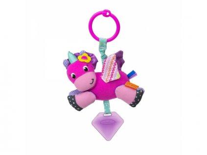detska hracka na kocarek infantino vibrujici jednorozec