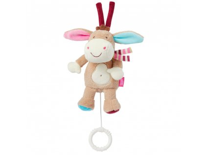 detska hracka na kocarek baby fehn monkey donkey mini oslik