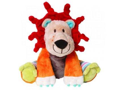 detska plysova hracka happy horse lev lars