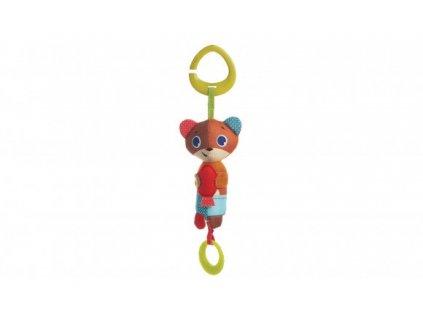 detska hracka na kocarek tiny love zvonecek medvidek isaac