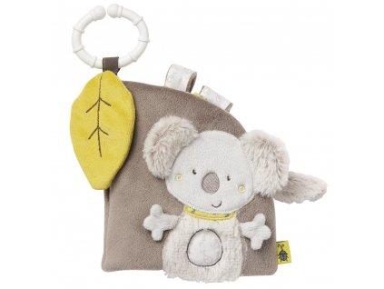 detska hracka na kocarek baby fehn knizka australia