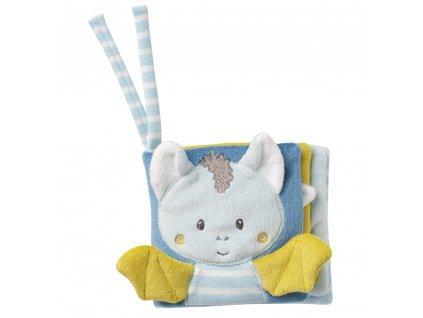 detska hracka na kocarek baby fehn knizka little castle