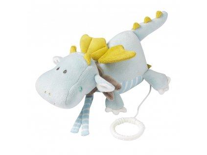 detska hracka na kocarek baby fehn little castle hraci letajici drak