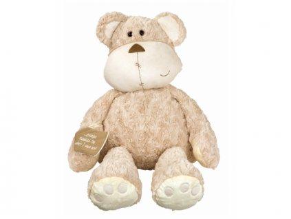 detska hracka mamas and papas medved chlupac