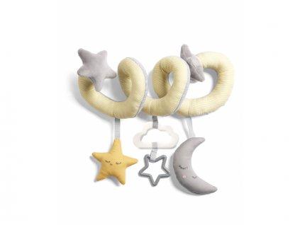 detska hracka na postylku mamas and papas spirala mesicek