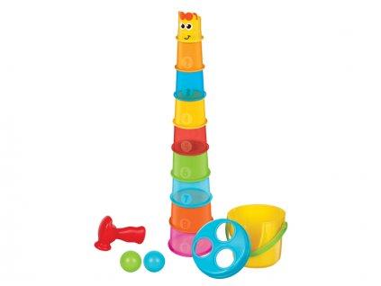 detska edukacni hracka b kids kelimky zirafa