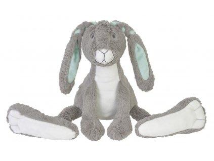 Dětská hračka Happy Horse králíček Twine grey n.3 velikost: 42 cm