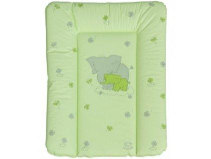 detska prebalovaci podlozka mekka scarlett bimbo 50 x 72 cm zelena