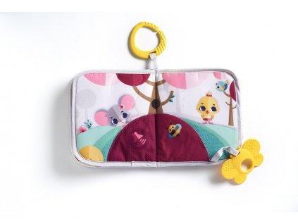 detska hracka na kocarek tiny love knizka tiny princess tales