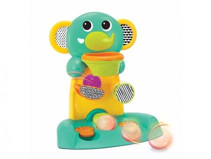 detska edukacni hracka b kids hraci pult happy hoops