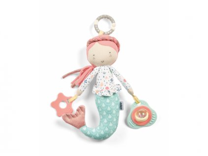 detska hracka na kocarek mamas papas morska panna
