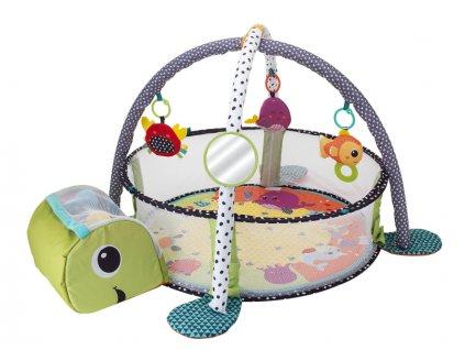 detska hraci deka infantino jednorozec s hrazdou ruzova