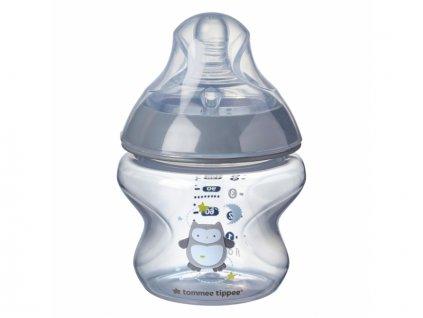 kojenecka lahev tommee tippee c2n potisk silikon 0 150 ml