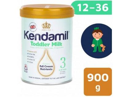 batoleci mleko kendamil 3 DHA 12 36 mesicu 900 g